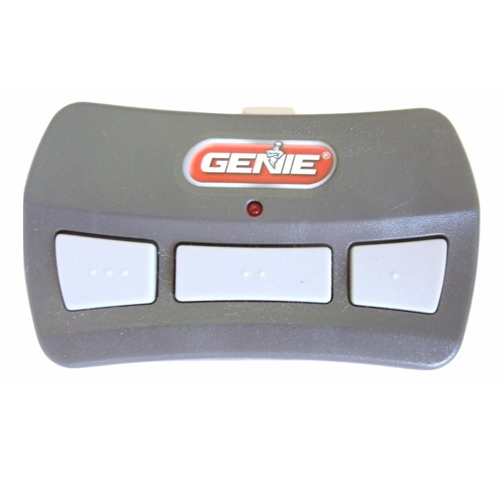 Genie Gitr 3 Intellicode 3 Button Garage Door Remote